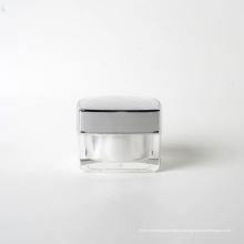 15g plástico praça creme de creme de acrílico (EF-J40015)
