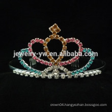 goody hair accessories full crystal kids princess tiara