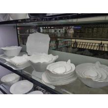 Nouveaux ensembles de vaisselle de luxe de conception