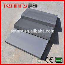 High Purity Carbon Isostatic Graphite Bricks for Heating Elements