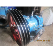 Asphalt equipment insulation dedicated roots pump