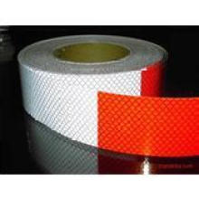 Red&White High-Reflective Tape for Trucks and Trailers Warning Sign