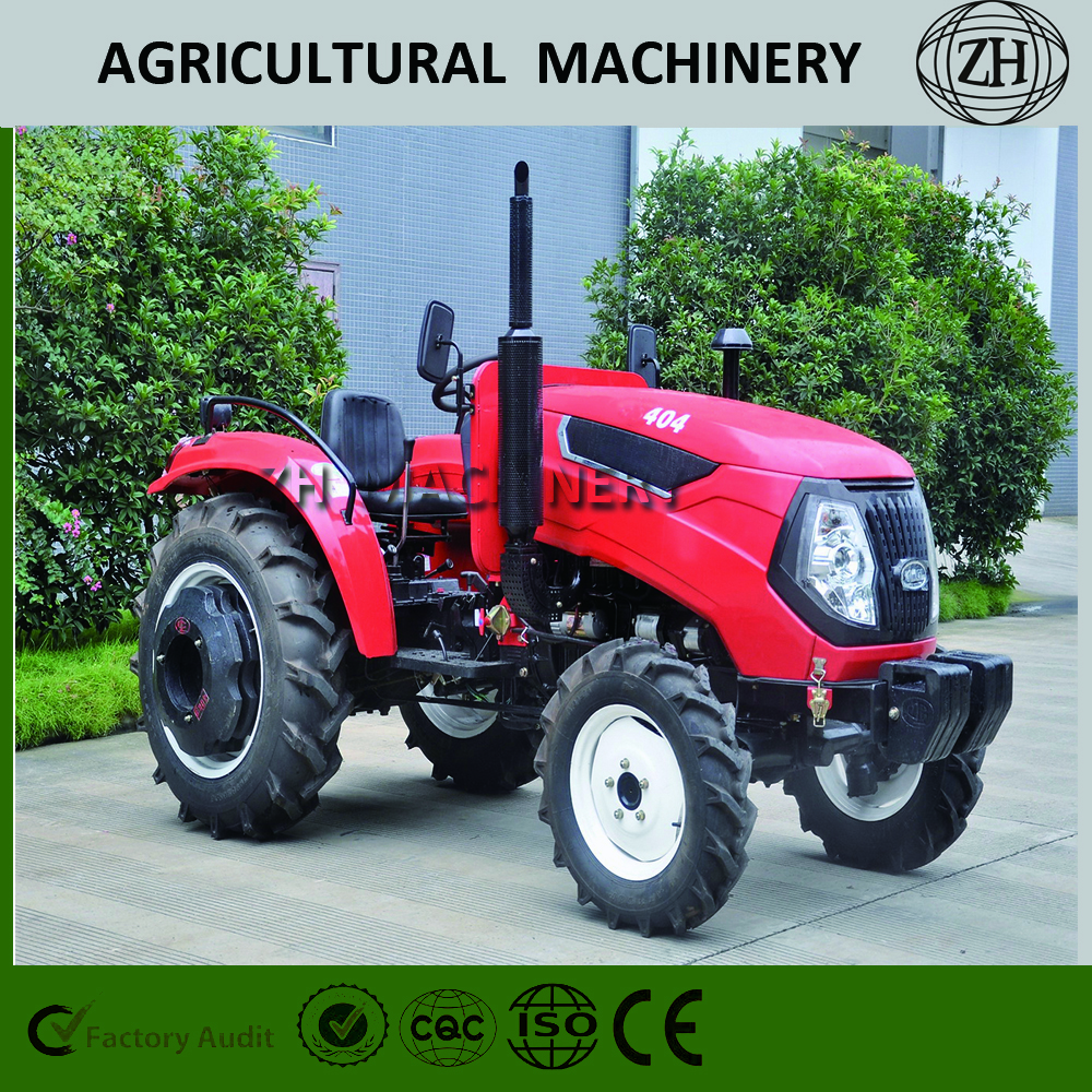Paddy Field 40 HP Wheeled Farm Tractor
