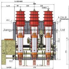 Arc-comprimir interruptor de carga com fusível-Yfn12-12rd/125-21,5