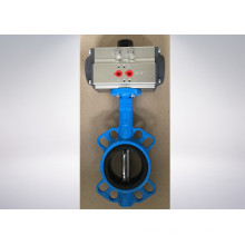 Pneumatic Actuator Butterfly Valve Made in China