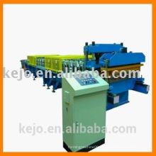 Telha Glazed Produção de telhado rolo frio Máquinas formadoras