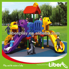 Early Child Series outdoor children playground equipment LE.QT.019 Small Playground Modular Play System