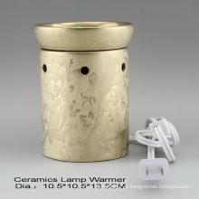 15CE23972 Queimador de cerâmica elétrica banhado a ouro