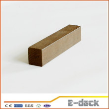 Impermeable de alta calidad impermeable sólido WPC haz de banco y silla