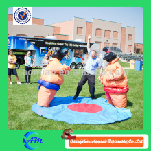 Inflatable Sumo game /kids sumo suit/ adults inflatable sumo wrestling suits