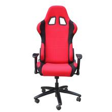 Oficina de silla de carreras de juegos de computadora con LOGOTIPO personalizado ajustable