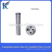 Sélecteur de récepteur de voiture ac r134a / sécheur de filtre à air comprimé