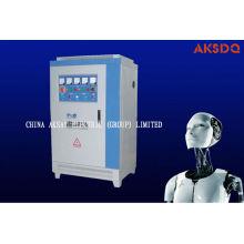 Estabilizador automático de voltaje alterno trifásico 100kva