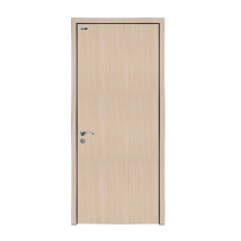 Exterior Door Fashion Pure White Composite Wood Door