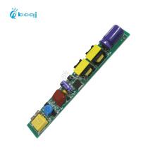 boqi External MOS 36W450mA non-isolated hpf T8 LED Driver for led tube light