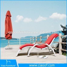 Factory Bottom Price Hotel Pool Sun Lounge Furniture