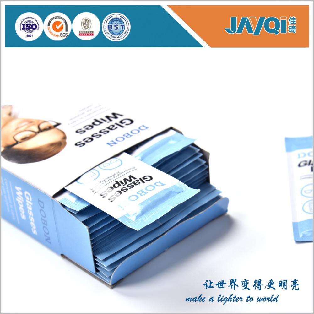 Brand Wholesale Lens Cleaning Wipes