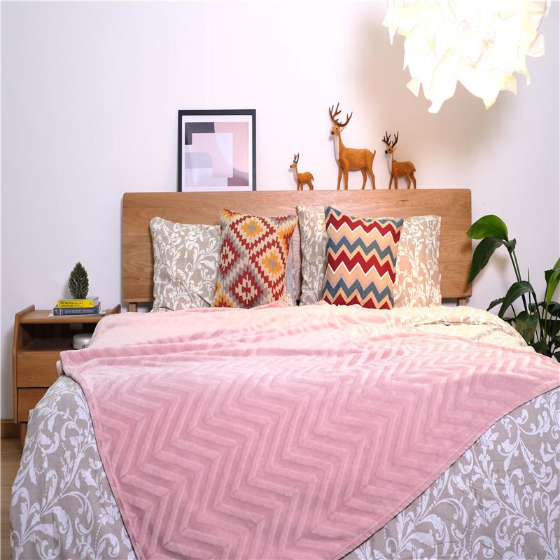 Home Textiles Indoor Coral Blankets