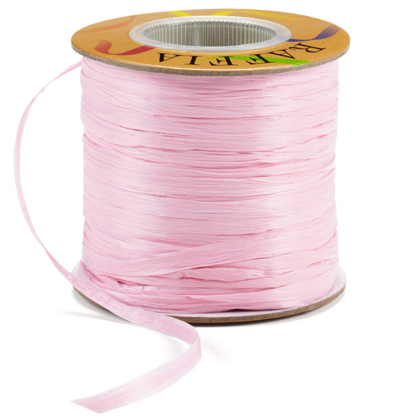 Wholesale paper raffia ribbon roll