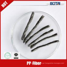 fibra de polipropileno aditiva para concreto