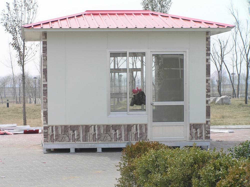 Prefab Temporary Cabin for Workman