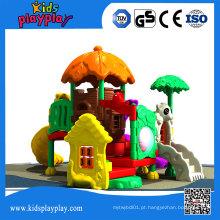Playground ao ar livre comercial de Kidsplayplay para equipamentos de Playground
