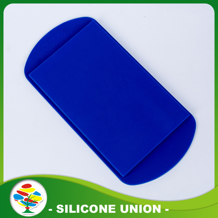 Custom Bule Silicone ice mold