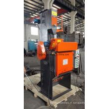 Q324 Abrator Portable Shot Blasting Machine Machine à polir les métaux