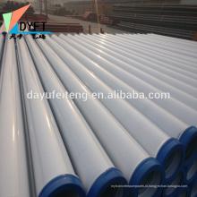 China st52 resistente ao desgaste bomba de concreto tubos de entrega de aço sem costura
