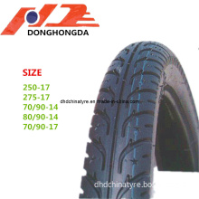 Hot Selling and Best Quanlity Motorcycle Tyre (70/90-17)