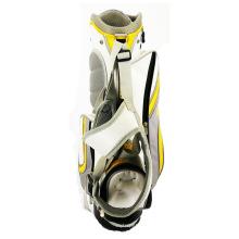 Kundenspezifische PU Golf Club Stand Schultertasche