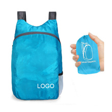Lightweight backpack foldable Daypack for Travel Outdoor accepted custom Camping hiking bag backpack