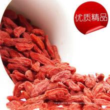 Berry orgánico de Goji, baya estupenda de Goji, bayas secadas de Goji