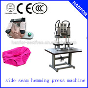 hot press fusing machine for seamless underpants