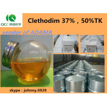 Produto fitofarmacêutico / herbicida clethodim 37% TK, 50% TK-lq