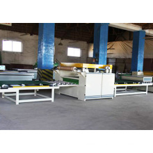 Machine de stratification de PVC ou de papier