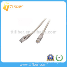 Fabriqué en Chine CAT6 UTP / FTP Cable LAN Cordon de raccordement BC