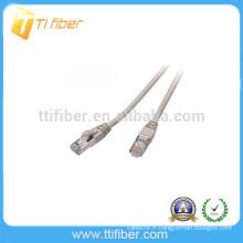 Fabriqué en Chine CAT6 UTP / FTP Cable LAN Cordon de raccordement BC