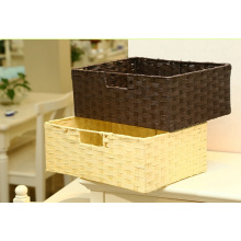 (BC-RB1015) Good-Looking Handcraft Paper Rope Basket