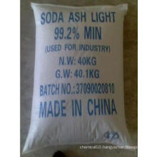 Sodium Carbonate Light // Na2co3/Soda Ash Light (99.2%Min)