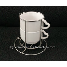 Strackable Mug, 2PCS/Se Sublimation Mug