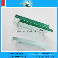 4mm Clear Float Glass with AS/NZS 2208