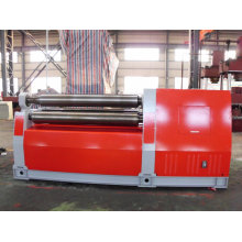 W12s-20X4000 4 Roller Steel Plate Bending and Rolling Machine