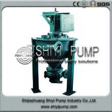 Heavy Duty Pulp Paper Vertical Froth Pump