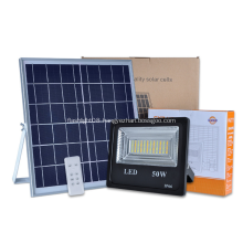 Outdoor Solar Projection Lamp Waterproof Two-Color Lamp