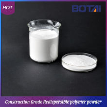 RDP emulsion powder in construction