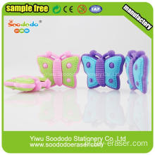 Kawaii Koreaanse Stationery Butterfly Eraser