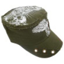 Военная крышка с логотипом Applique (MT25)