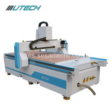 1325 Aluminium Cutting CNC Router with Delta Motor