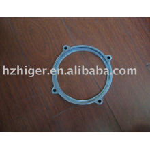 aluminum die casting part use for machine